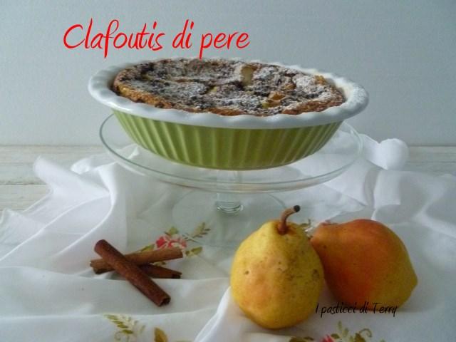 Clafoutis pere cioccolato #recake08 (4)