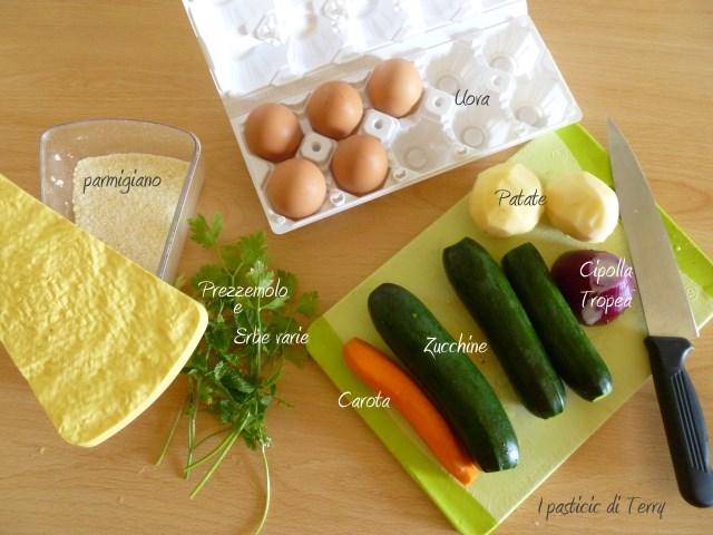 Frittata di verdure (1)
