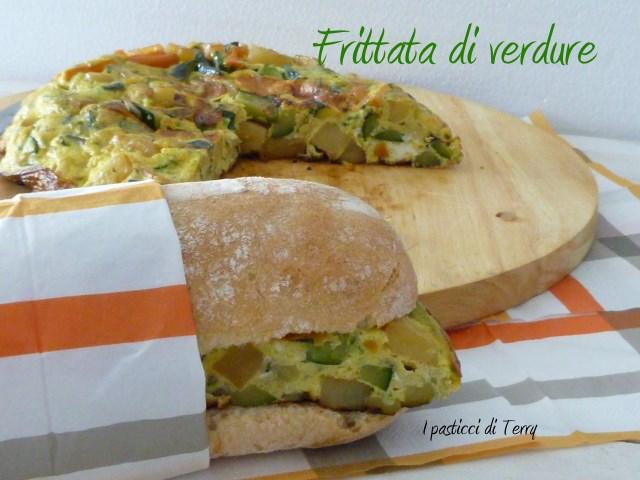 Frittata di verdure (9)