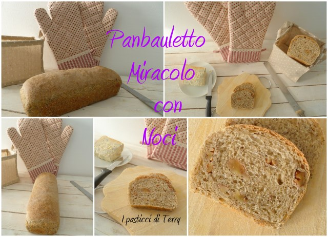 Panbauletto Miracolo con noci 0