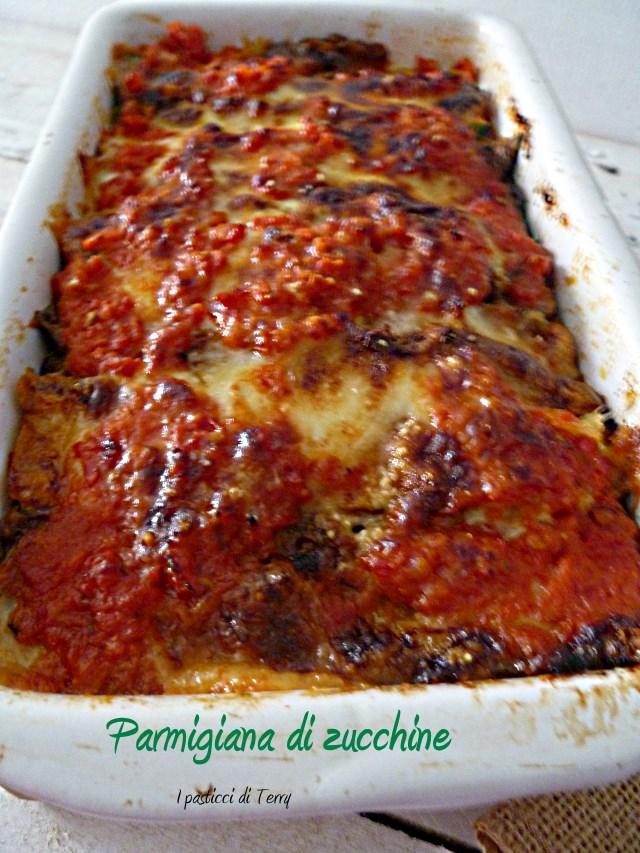 Parmigiana di zucchine (7)