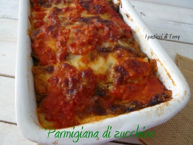 Parmigiana di zucchine (8)