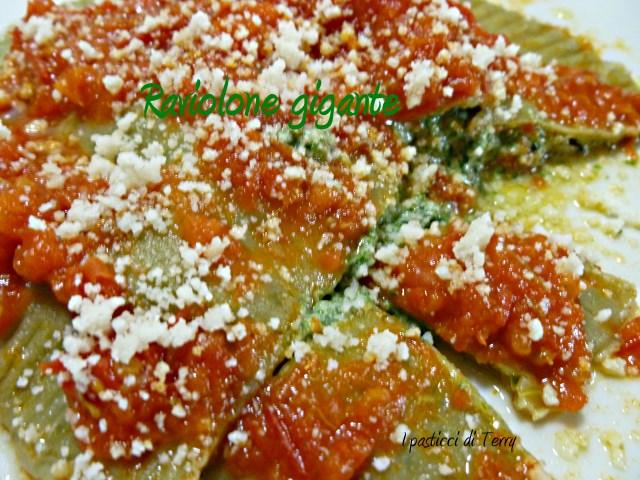 Pasta fresca - Raviolone gigante (16)