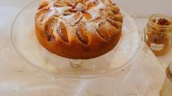 Torta burrosa alle prugne (9)