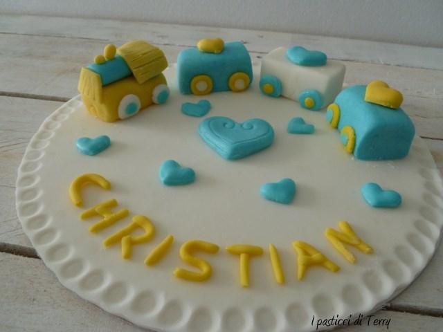 Trenino Christian 1