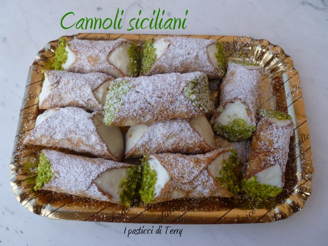Cannoli siciliani (1)