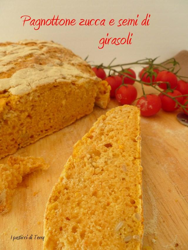 Pane - Pagnottone zucca e semi di girasole (16)
