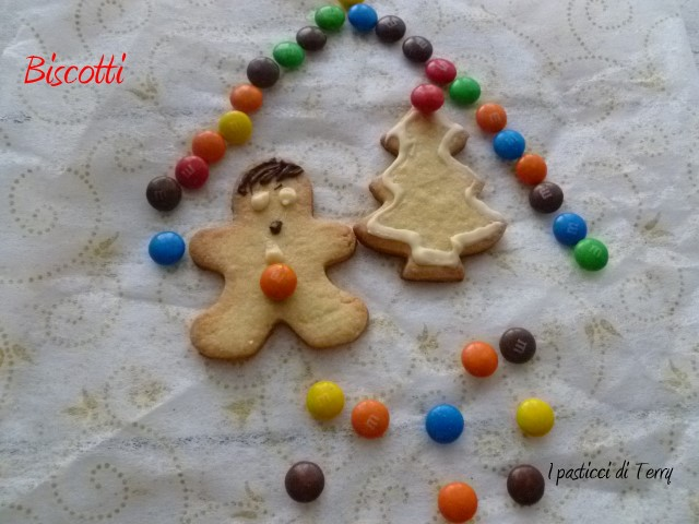 Un biscotto o un dolce?