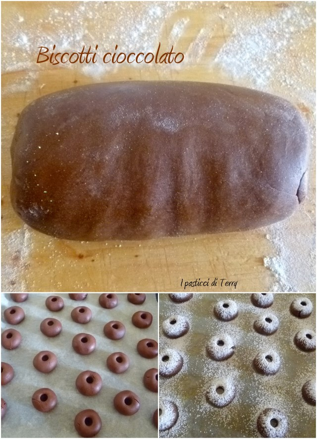 Fossette golose al cioccolato bianco