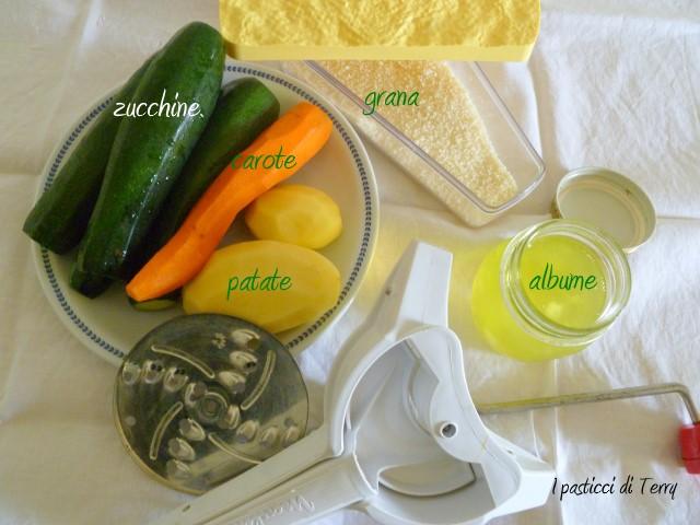 Frittelline di verdure (1)