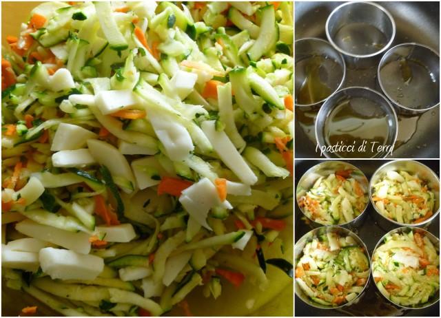 Frittelline di verdure 1