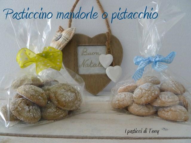 Pasticcino mandorle o pistacchio (2)