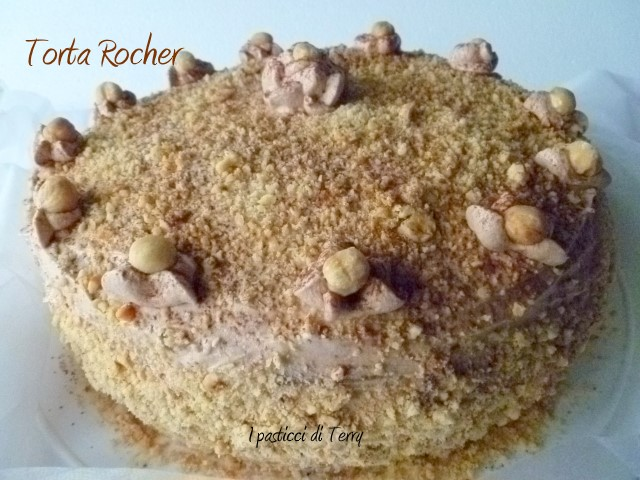 Torta Rocher (10)