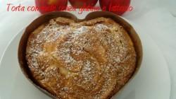 Torta con mele senza glutine e senza lattosio (10)