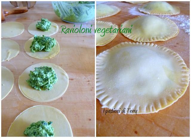 Ravioloni vegetariani2