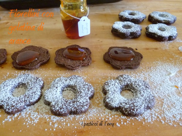 Fiorellini con gelatina di arance (6)