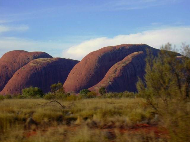 Australia Olgas Ayers Rock
