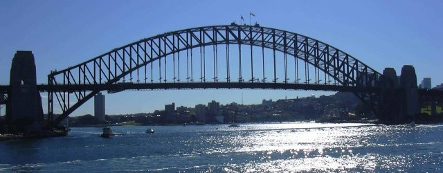 Australia Sidney Harbour bridge