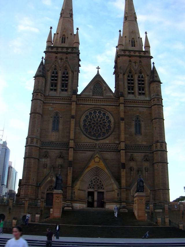 Australia Sidney Saint Mary
