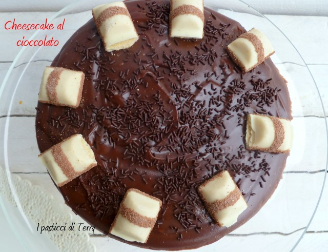 Cheesecake al cioccolato (10)