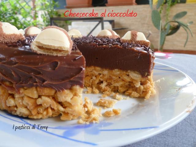 Cheesecake al cioccolato (12)