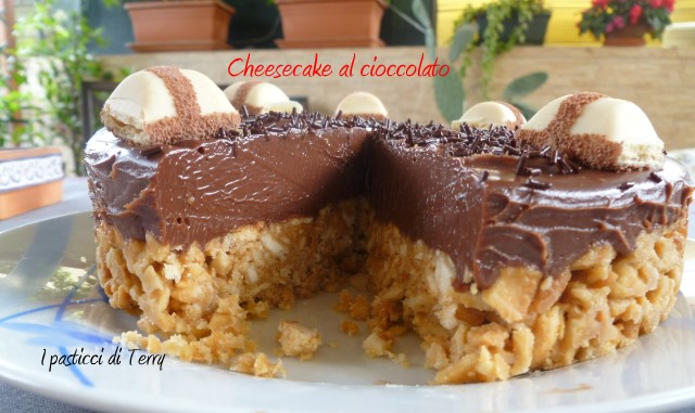 Cheesecake al cioccolato (13)