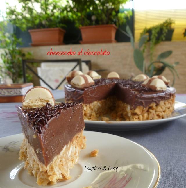 Cheesecake al cioccolato (14)