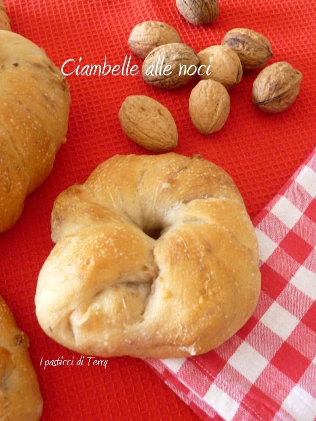 Ciambelle alle noci (29)