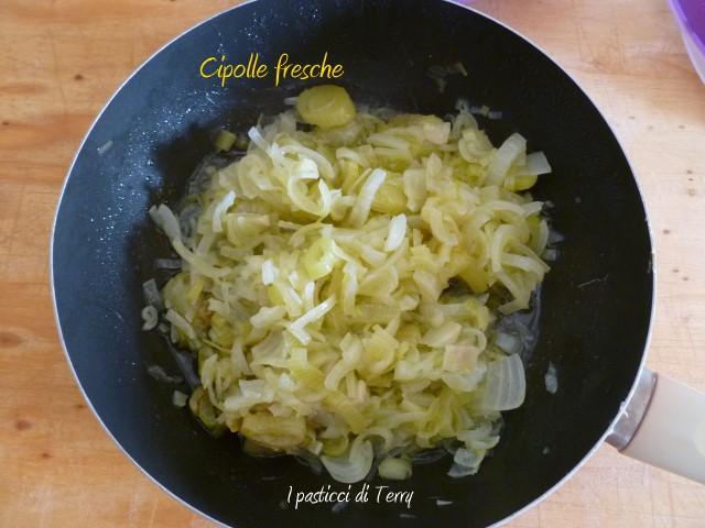 Focaccia con cipolle (2)