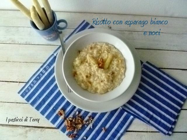 Risotto con asparago bianco e noci (7)