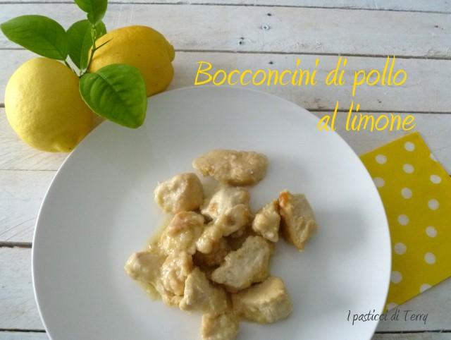 Bocconcini di pollo al limone (11)