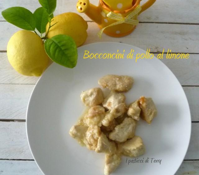 Bocconcini di pollo al limone (6)