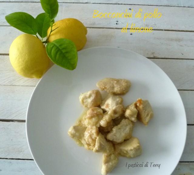 Bocconcini di pollo al limone (7)