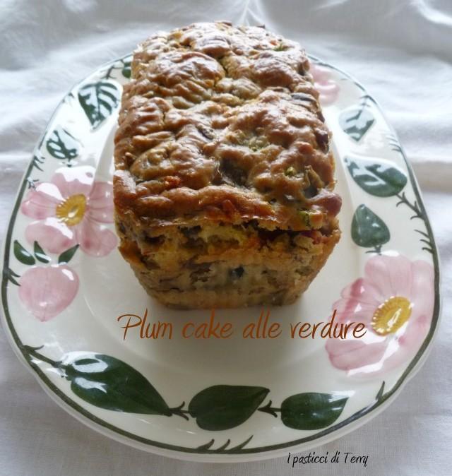 Plum cake alle verdure (5)