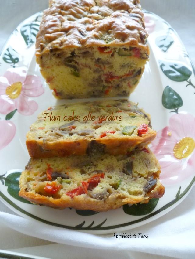 Plum cake alle verdure (8)