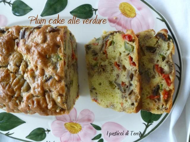 Plum cake alle verdure (9)