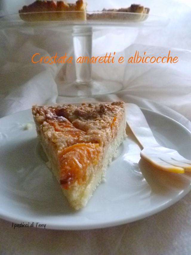 Crostata amaretti e albicocche (10)