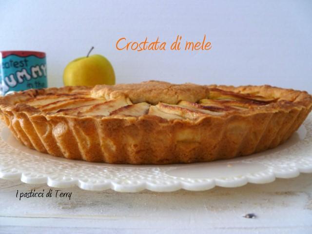 Crostata di mele (25)