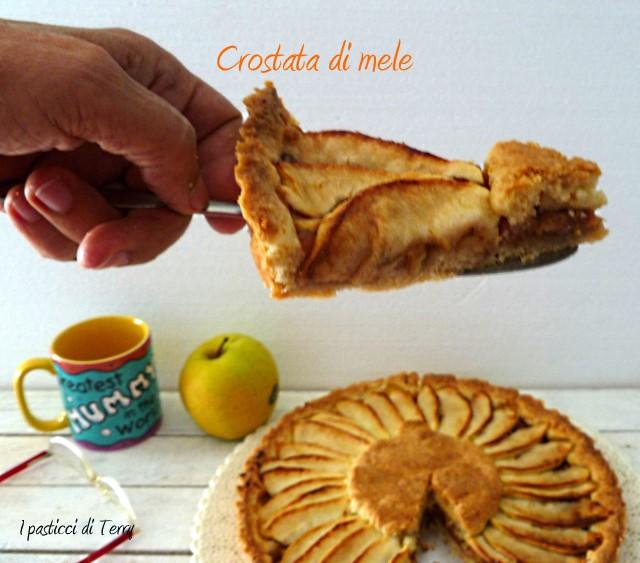 Crostata di mele (33)