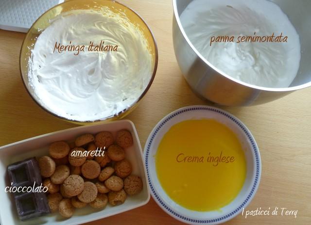 Semifreddo amaretto e cioccolato (0)