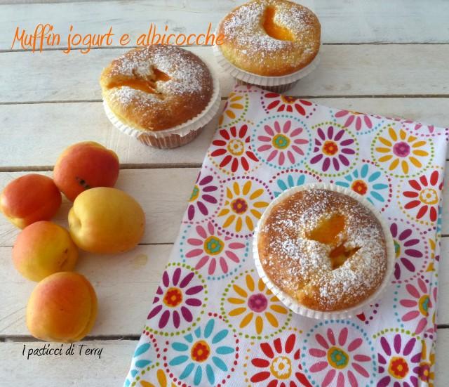 Muffin jogurt e albicocche (2)