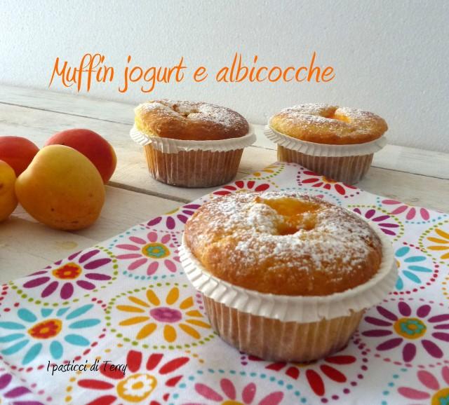 Muffin jogurt e albicocche (3)