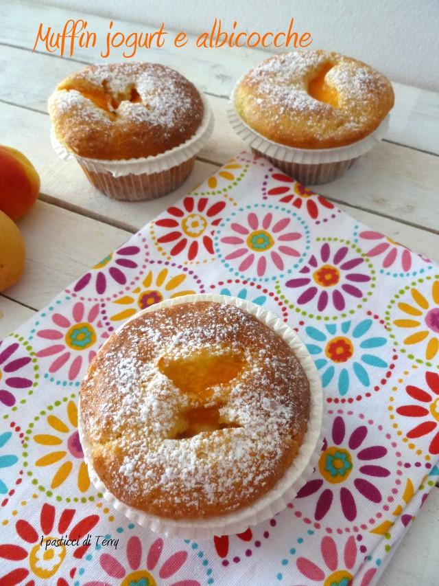 Muffin jogurt e albicocche (6)