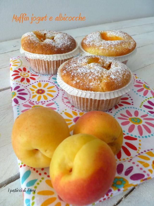 Muffin jogurt e albicocche (7)