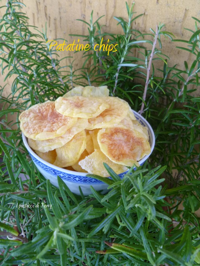 Patatine chips al microonde (12)