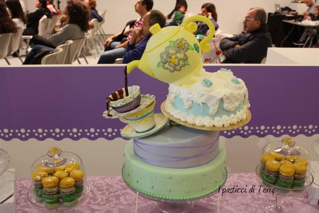 Cake Design Milano Festival : Cake design italian festival - una giornata tra torte ...