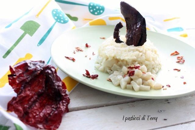 Pasticcio di riso con topinambur e peperoni cruschi (11)