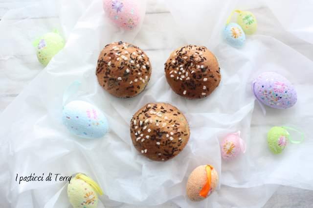 Colomba alla curcuma con mandarini e gocce di cioccolato (19)
