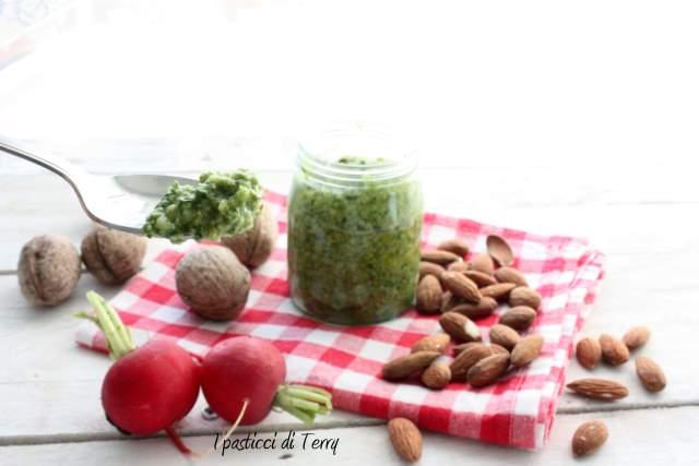 Pesto di ravanelli (5)