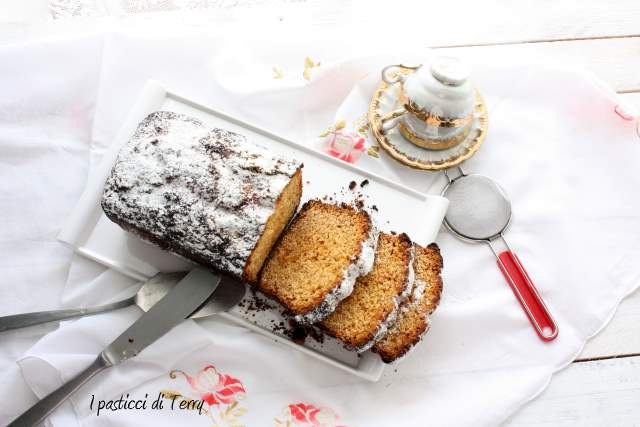 Plum cake con marmellata di mandarini (1)